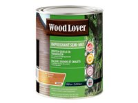 Lasure Wood Lover 'Impregnant Semi - Mat' Marron 641 - 2,5L
