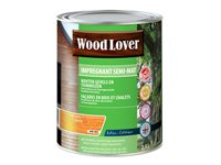 Lasure Wood Lover 'Impregnant Semi - Mat' Meleze 695 - 2,5L d'occasion