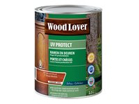 Lasure Wood Lover 'UV Protect' Rouge Meranti 2,5L