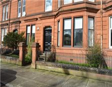 2 bedroom flat Pollokshields