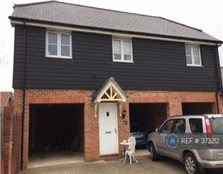 2 bedroom maisonette Bracknell