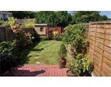 Two bedroom terraced house for sale in Redditch Worcestershire