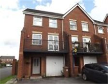 4 Bedroom End of Terrace House in St. Helens