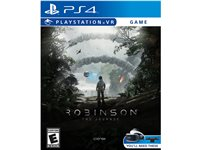 Robinson : The Journey VR PS4
