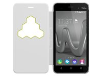 Wiko Lenny 3 View Cover Blanc