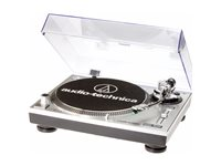 Audio-Technica AT-LP120USBHC Argent