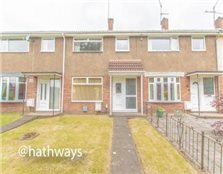 3 bedroom terraced house for sale Fairwater