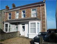 3 bedroom semi-detached house for sale Redruth