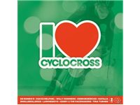 CNR RECORDS I Love Cyclo Cross CD