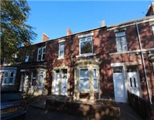 3 bedroom flat Wallsend