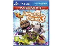 PLAYSTATION GAMES Littlebigplanet 3 PS4