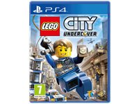 WARNER SW Lego City Undercover PS4