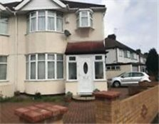 3 bed semi-detached house with side space for extension STPP