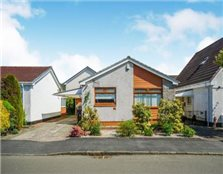 3 bedroom detached bungalow for sale Causewayhead