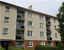 2 bedroom flat Pollok