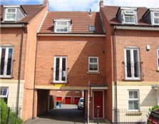 2 bedroom duplex Hucknall
