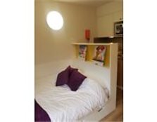 Student accommodation Foss studios, York,studio flat,en suite, furnished, £165
