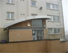 1 BDM P/F flat on ground floor with balcony with GCH and DG in Gilmerton. £600 (neg) pcm. Avail Now
