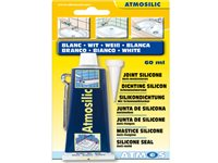 Joint Silicone Anti-Moisissures Atmos 'Silic' Blanc 60 Ml d'occasion