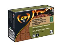 Allume-Feu Zip 'Natural' - 64 Pcs