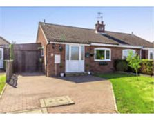 2 bedroom semi-detached bungalow for sale Moorfield Way, York, East Riding of Yorkshire, YO41