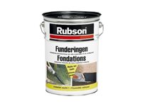 Produit De Protection Rubson 'Fondations' 5 L