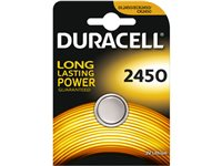 Pile Bouton Lithium Duracell '2450' 3 V d'occasion