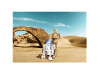 Papier Peint Photo 'Star Wars Lost Droids' d'occasion