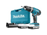 Perceuse-Visseuse À Percussion Makita 'HP457D' 18V