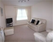 2 bedroom flat in Holland Street, Aberdeen near University/ARI, free private parking
