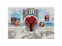 Papier Peint Photo 'Star Wars Rebels Wall', occasion d'occasion