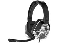 PDP Afterglow Headset LVL5+ Xbox One White Camo (048-042-EU-WH COL8)