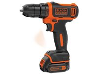Perceuse-Visseuse Black + Decker 'BDCDD12-QW' 10,8V