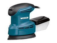 Ponceuse Multi-Fonctions Wesco 'WS4059' 135W
