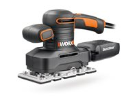 Occasion, Ponceuse Vibrante Worx 'WX641' 250W d'occasion