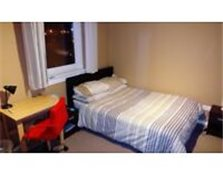 double room in quiet and residential area, edinburgh. From 7 May Gilmerton