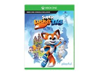 MICROSOFT SW Super Lucky's Tale Xbox One