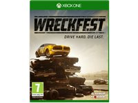 SQUARE ENIX Wreckfest FR/UK Xbox One