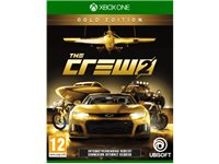 UBISOFT The Crew 2 Gold Edtion UK Xbox One