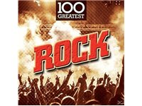 WARNER MUSIC BENELUX 100 Greatest Rock CD