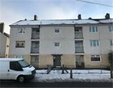 2 bedroom flat with gas central heating and double glazing recently decorated Easterhouse