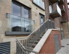 York - one bedroom ground floor apartment with separate entrance, modern and only 12 months old