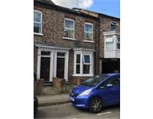 SELF CONTAINED STUDIO FLAT - FLAT 2 (First Floor) 61 ELDON STREET, YORK YO31 7NE