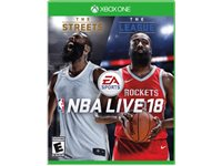 ELECTRONIC ARTS NBA 18 FR/NL Xbox One