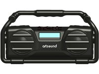 ARTSOUND Radio Bluetooth Robuste (U6 B)