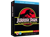 UNIVERSAL PICTURES Jurassic Parc: 25Th Anniversary Collection - Blu-Ray
