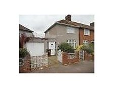 EXTENDED 2 BEDROOM END OF TERRACE WITH GARAGE - NO ONWARD CHAIN - DAGENHAM RM9