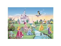 Sticker Komar 'Princess Castle' 368 X 254 Cm