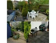 Freehold , South facing , 3 bedroom , Mid Terrace , off street parking , 60sqm garden, solar panels. Bristol