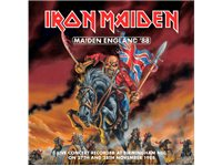 WARNER MUSIC BENELUX Iron Maiden - Maiden England '88 (Limited Edition) LP